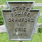 State Police of Erie and Crawford Counties